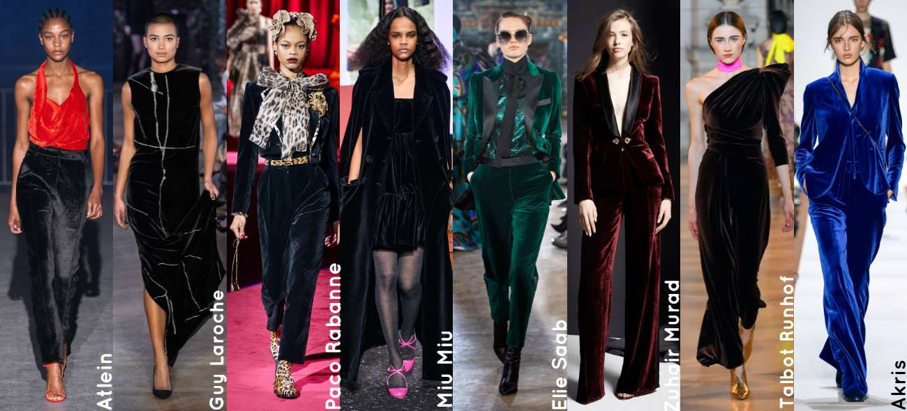 Trends Seen At The Paris Fashion Week 2019 Aza Blog