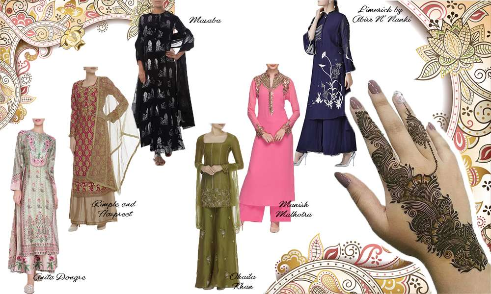 Arabic Mehendi Styles