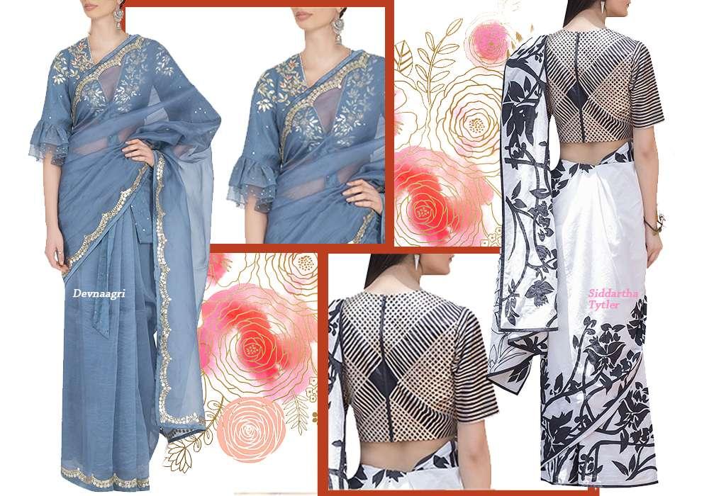 Gota Patti - Saris