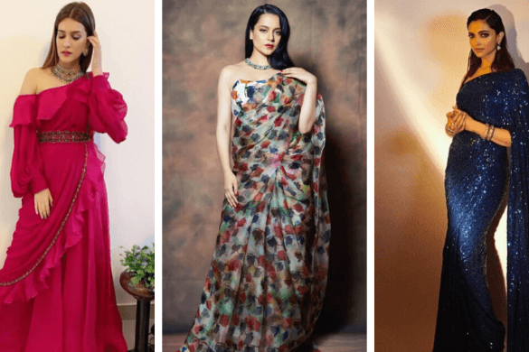 Best Dressed Kriti, Kangana, Deepika