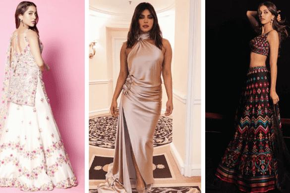 Sara Ali Khan, Priyanka Chopra, Ananya Panday