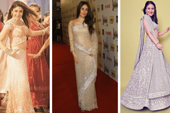 Kareena Kapoor-Khan in Manish Malhotra