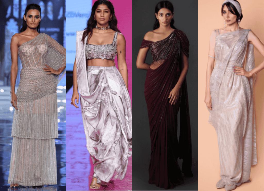 (L to R) Monisha Jaising, Mishru, Gaurav Gupta, Tarun Tahiliani,
