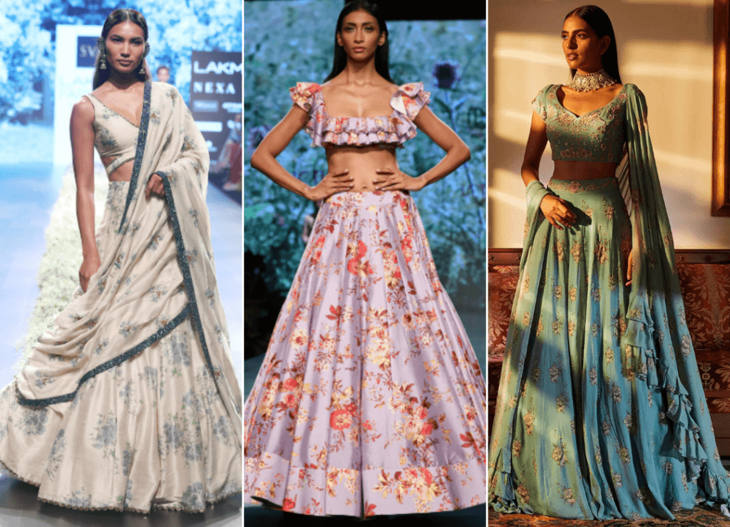 (L to R)  Sva, Anushree Reddy, Sana Barreja