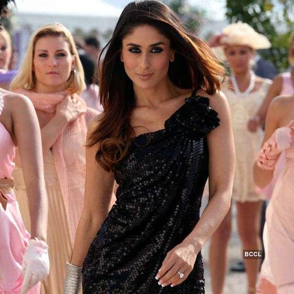 Kareena Kapoor In LBD From Kambakht Ishq
