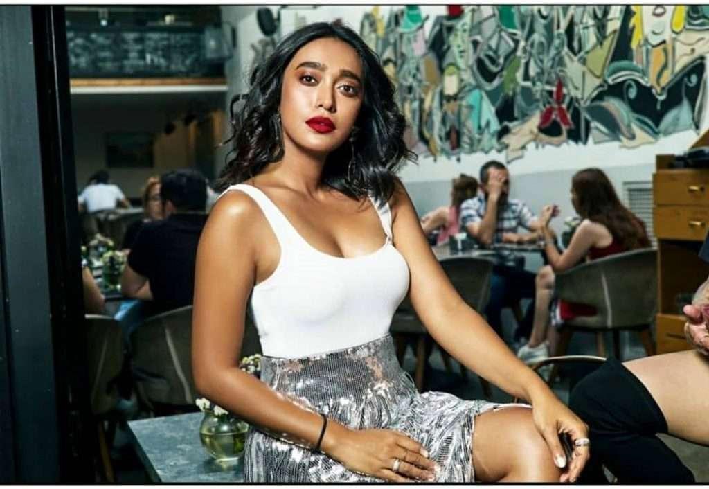 Sayani Gupta's Not So Basic, Basic Look