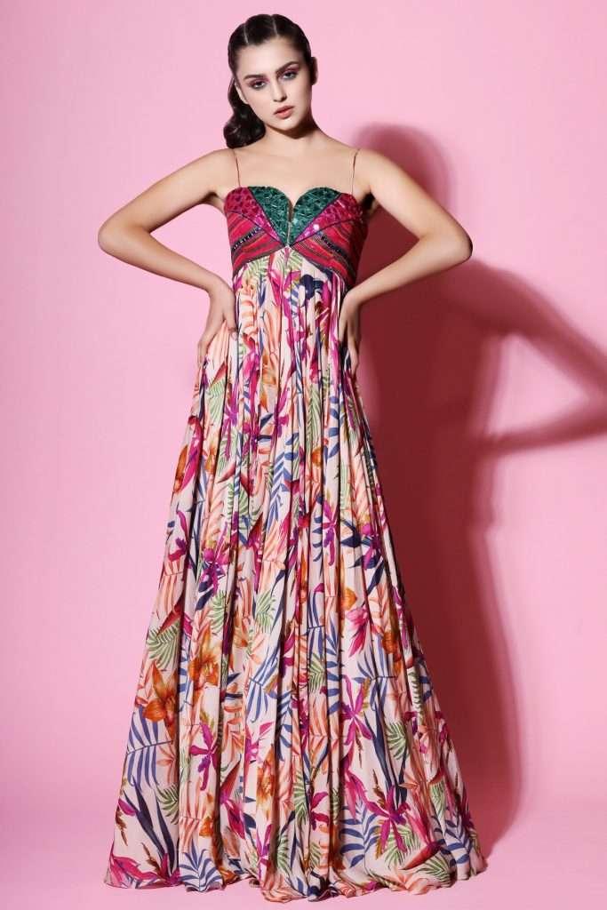 Maxi Dress by Mahima Mahajan
