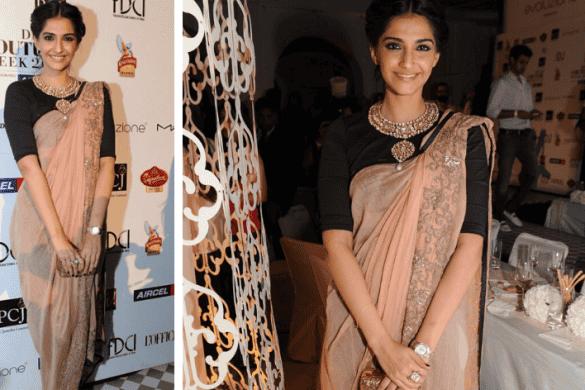 Sonam Kapoor - Anamika Khanna 2011
