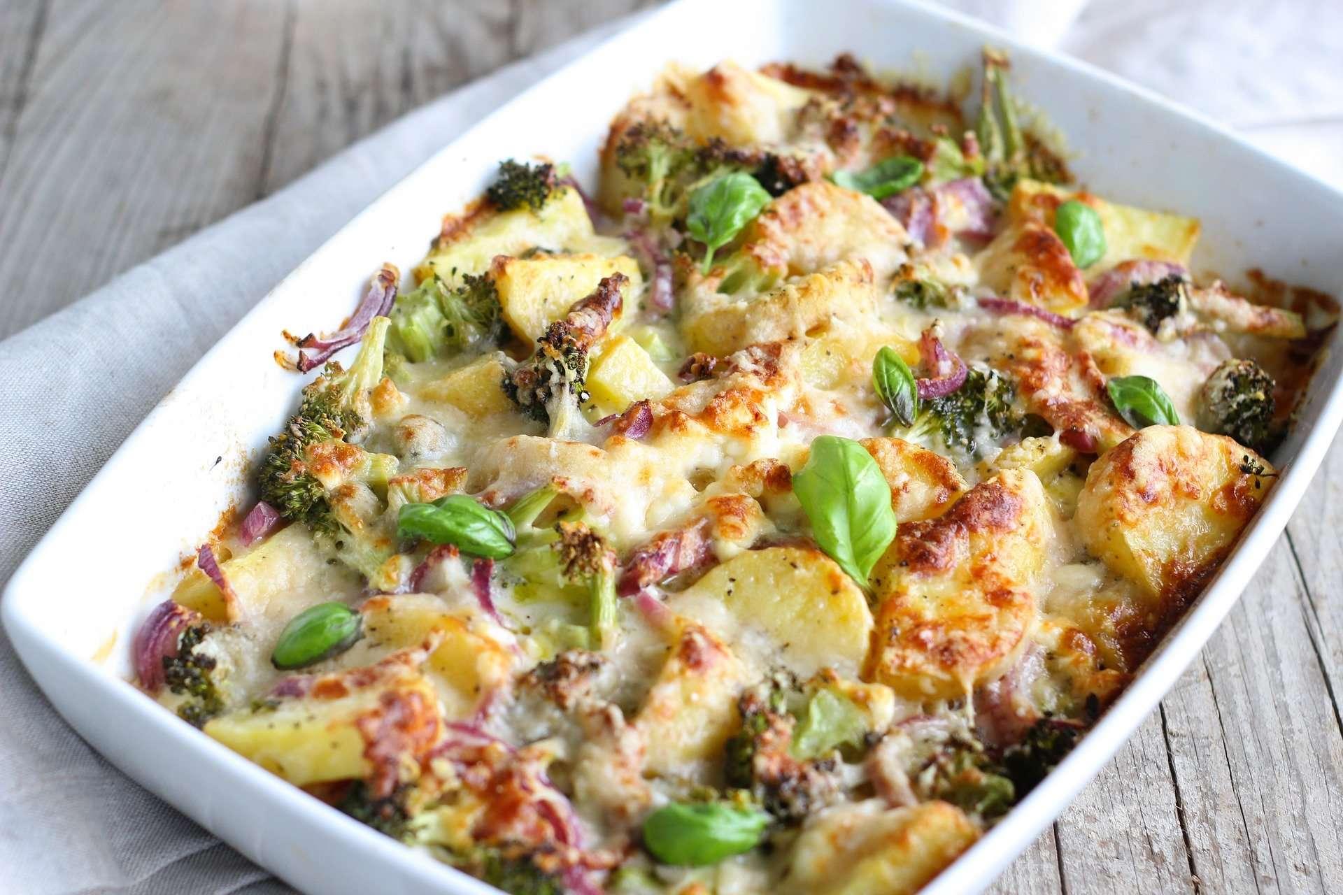 Potato Lasagna Casserole