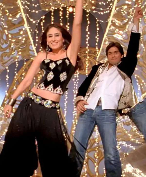 Kareena Kapoor In Patialia Pants From Jab we Met