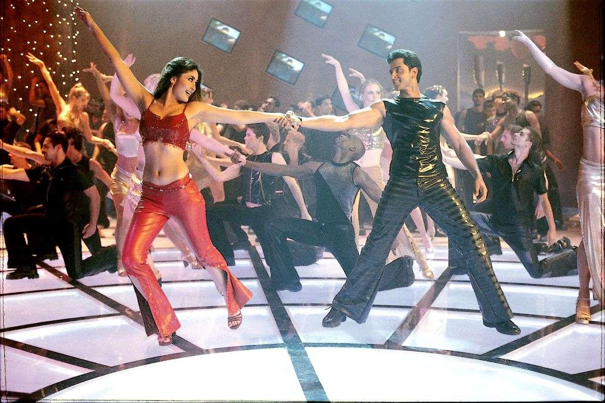 Kareena Kapoor In Crop Top And Pants From Kabhi Khushi Kabhie Gham