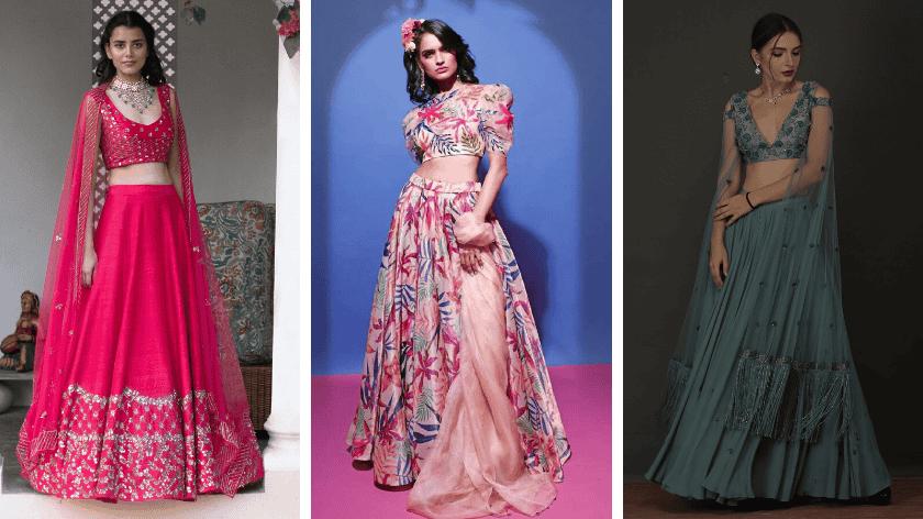 (From L to R) Astha Narang, Mahima Mahajan, Silky Bindra