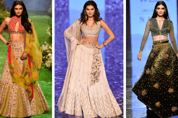 show-stopping lehengas