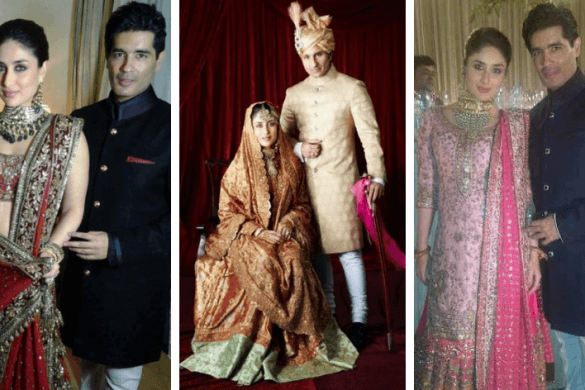 Kareena Kapoor Khan Wedding Looks