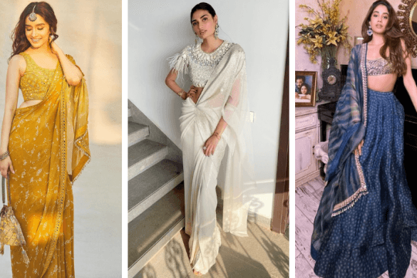 Celebrity Styles as Wedding Looks